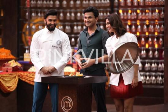 Photos,Ranveer Singh,Vaani Kapoor,MasterChef India,Befikre