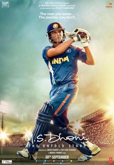 Movie Stills,Sushant Singh Rajput,MS Dhoni: The Untold Story
