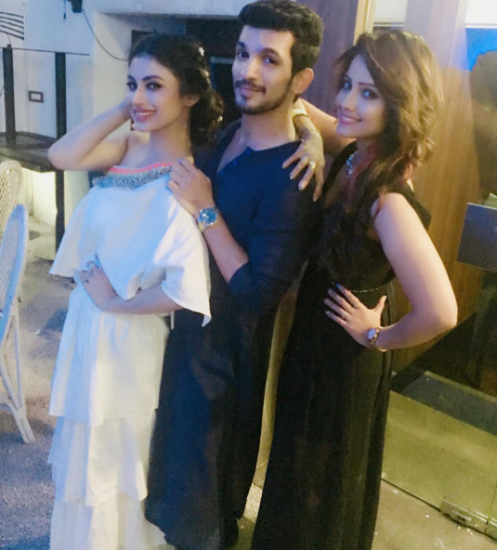 Karanvir Bohra,Mouni Roy,Adaa Khan,Arjun Bijlani,Naagin,photos,Naagin 2
