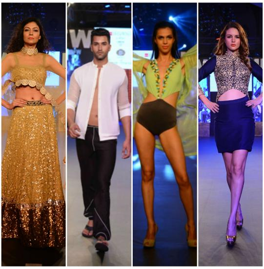 Celebrity Style,India Beach Fashion Week