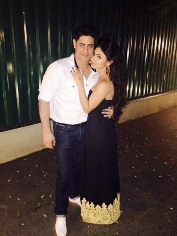 news & gossip,Mouni Roy,Mohit Raina,Naagin 2