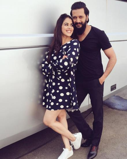 News,riteish deshmukh,Genelia Deshmukh,riteish and genelia,Riteish and genelia photos