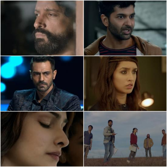 Video,arjun rampal,prachi desai,farhan akhtar,rock on,Shraddha Kapoor,purab kohli,Rock On 2,Shashank Arora
