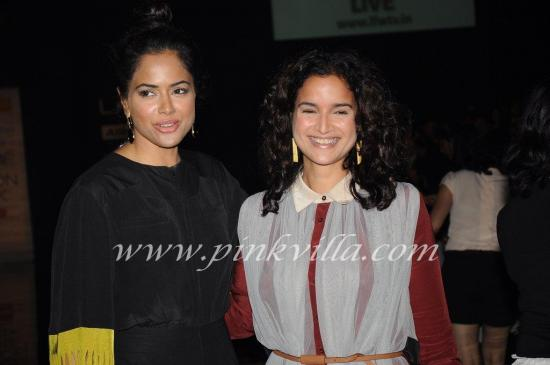 Photos,sameera reddy,sushma reddy,lakme fashion week,Shivan,Naresh