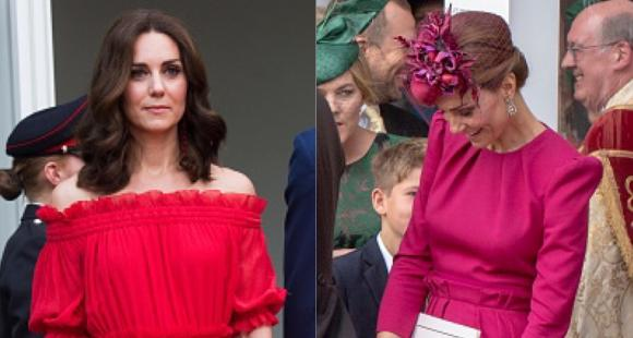 Kate Middleton BROKE the Royal protocol 5 times with these fashion choices