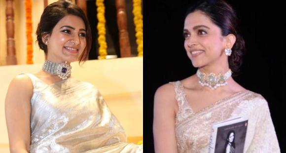 6 Times Samantha Akkineni was inspired by Deepika Padukone's style and almost twinned with the B town star