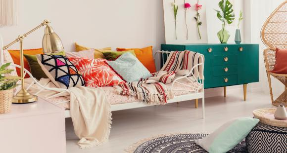 8 boho décor ideas to bring more spirit to your bedroom
