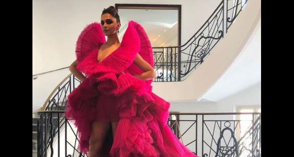 Cannes 2018: Deepika Padukone nails the red-carpet look in ...