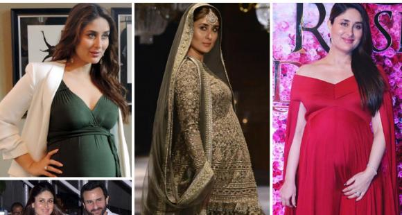 Style file: The best of Kareena Kapoor Khan's pregnancy ...
