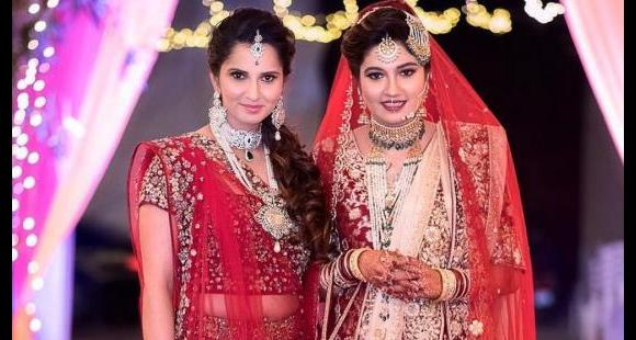 Sania Mirza S Sister Anam Heads For A Divorce With Husband Akbar Rasheed Pinkvilla