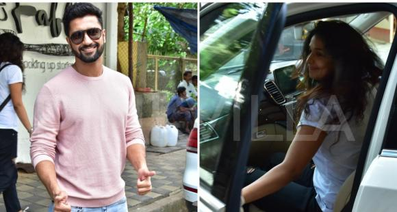 vicky kaushal enjoys a lunch date with rumoured girlfriend