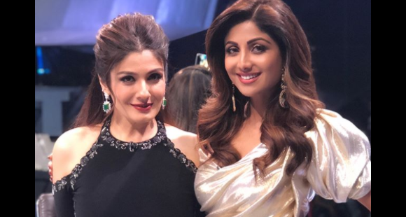 When shilpa shetty and raveena tandon joked about their common when shilpa shetty and raveena tandon joked about their common mistake in life pinkvilla altavistaventures Choice Image