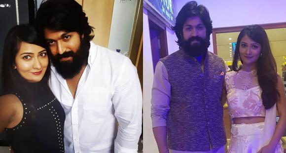 Kgf Star Yash Radhika Pandit S Love Story From Being Good Friends