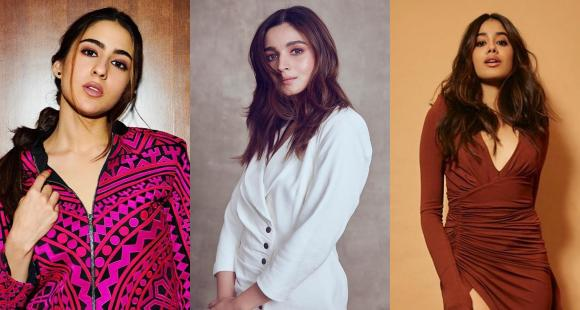 Who is Alia Bhatt most likely to face tough competition from? Sara, Ananya, Janhvi, Tara or Alaya F; VOTE NOW