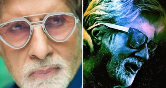 Amitabh Bachchan's quirky & wacky post about the fashion of wearing glasses is unmissable; PHOTO