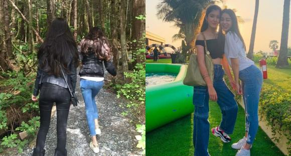 Ananya Panday takes a walk in the woods with BFF Shanaya Kapoor in a throwback photo from Alaska thumbnail