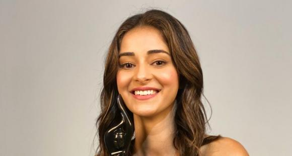 Ananya Panday REACTS to 'Papatii' Chunky Panday's congratulatory note for her Filmfare win; Take a look