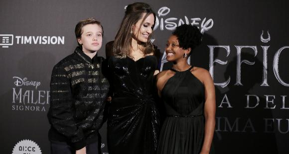 Angelina Jolie is in awe of her and Brad Pitt's daughter Zahara: She is an extraordinary African woman