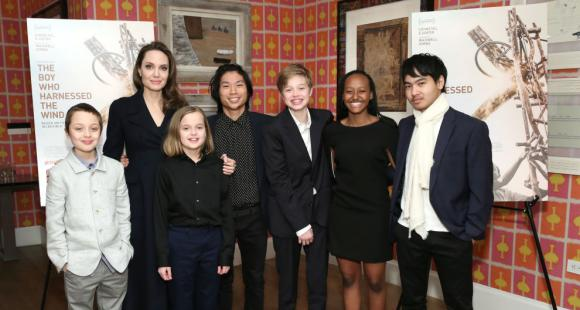 Photo of Angelina Jolie says her six kids 'see lies about themselves in the media', reveals how she copes with it