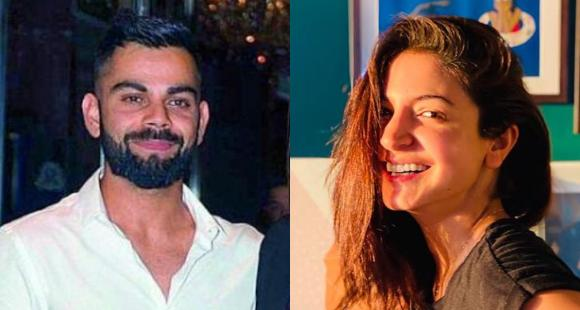 Virat Kohli is love struck by wife Anushka Sharma's latest sun kissed photo; Here's what he has to say