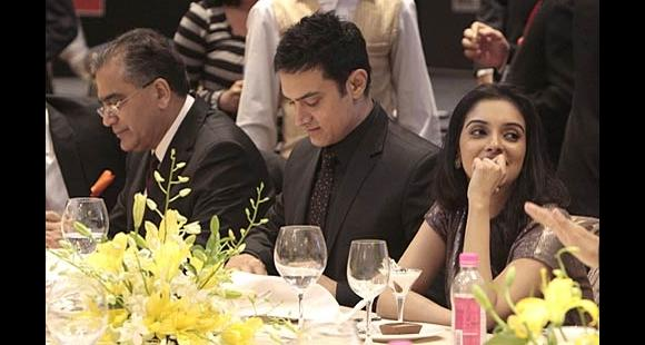 'I Will Focus on Commercial Cinema', Says Asin [SLIDESHOW]  |Asin Thottumkal And Aamir Khan