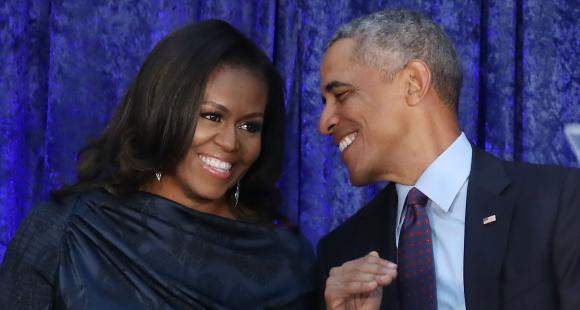 Barak Obama wishes his 'forever dance partner' Michelle Obama on Valentine's Day; Check Out