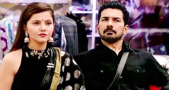 Bigg Boss 14: Abhinav Shukla is asked if he'll part ways with Rubina after the show; Here's what he has to say - PINKVILLA