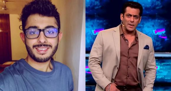 Bigg Boss 14: CarryMinati aka Ajey Nagar BREAKS silence on entering Salman  Khan's show; Here's what he said | PINKVILLA