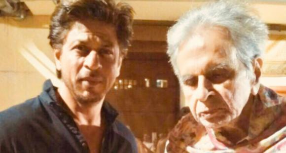 Blast from the previous: When Shah Rukh Khan's mom mentioned he seems precisely like Dilip Kumar - PINKVILLA thumbnail