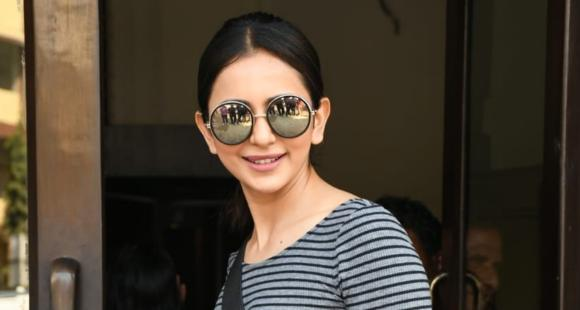 PHOTOS: Rakul Preet Singh is winning hearts with her casual look as she steps out in the city