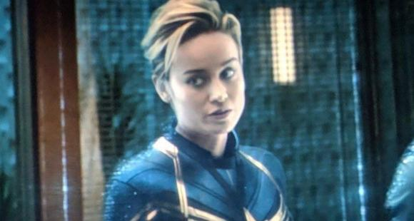 Avengers Endgame Captain Marvel S Short Hair Look Was Initially Not Considered Here S Why Pinkvilla