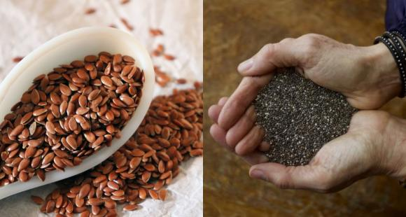 Chia seeds VS Flax seeds: Which is healthy for you