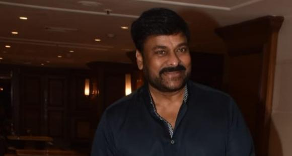 Chiranjeevi's film with director Koratala Siva titled Acharya? Find Out