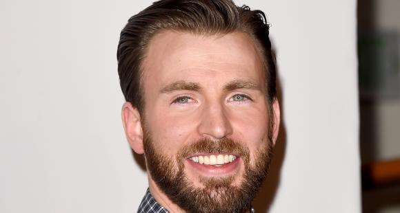Chris Evans REVEALS that he is a 'VERY nervous parent' as ...