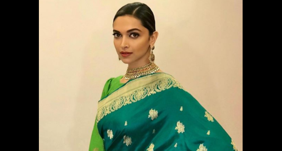 View Pics: Deepika Padukone looks ethereal in a green ...