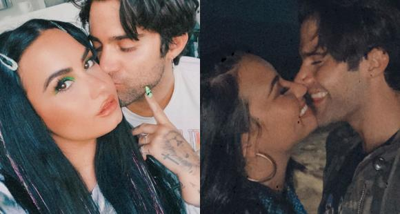 Demi Lovato and Max Ehrich SPLIT 2 months after getting engaged as quarantine romance comes to an end | PINKVILLA