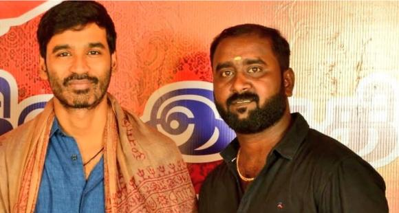 Dhanush expresses grief over the death of his ardent fan; Pays condolences to his family and friends