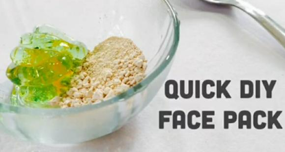 Quarantine skincare: DIY face pack with kitchen ingredients that will restore the lost glow; See Video