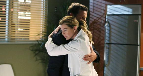 Ellen Pompeo DEFENDS Grey's Anatomy's send off for Alex Karev: It pays homage to those incredible first years thumbnail