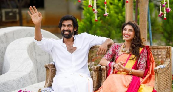 FIRST PHOTOS: Rana Daggubati gets engaged to Miheeka Bajaj and prove they are a match made in heaven