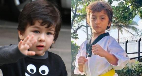 Kareena Kapoor Khan's Taimur to Shah Rukh Khan's AbRam: Meanings of star kids' names revealed by their parents