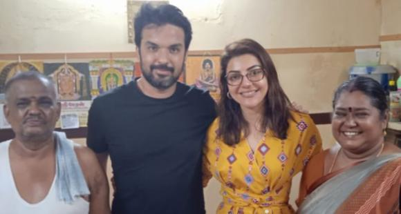 Kajal Aggarwal enjoys dinner with Gautam Kitchlu in Pollachi mess: I've been going to the outlet since 9 years - PINKVILLA