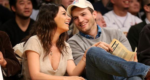 From on screen lovers to marriage goals: Check out the adorable love story of Ashton Kutcher and Mila Kunis