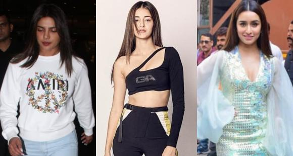 From Priyanka Chopra to Ananya Panday: Here are all the looks from yesterday you CANNOT miss