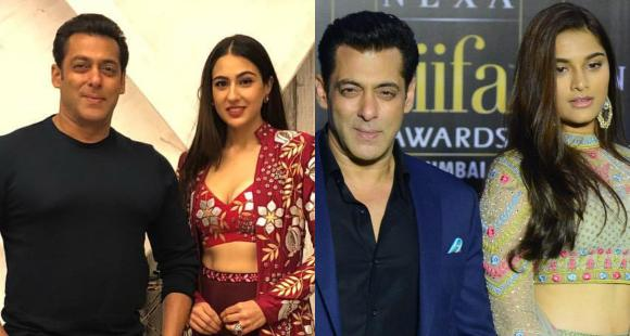 Salman Khan's pics with the star kids