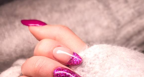 Pamper your nails with this at home manicure that will leave your nails looking gorgeous
