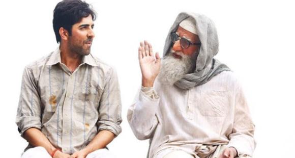 Ayushmann Khurrana calls Gulabo Sitabo co star Amitabh Bachchan 'greatest actor of the century' in a POST