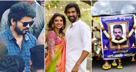 Half Yearly Highlights of 2020 from South: Thalapathy Vijay's IT raid, Chiranjeevi Sarja's demise and more