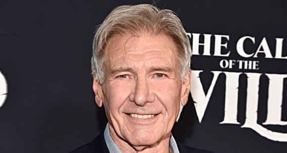 Harrison Ford REVEALS details about his fitness routine; Says 'I don't work out like crazy'