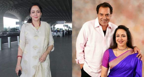 Hema Malini reveals her father tried to keep her away from Dharmendra: He didn't want us to spend time alone - PINKVILLA